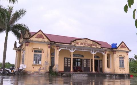 Bất cập trong hoạt động nhà văn hóa thôn, làng