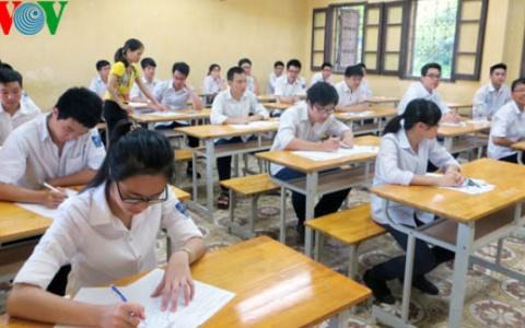 Thi THPT quốc gia 2019: Các địa phương đã sẵn sàng cho kỳ thi