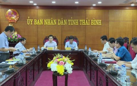 Tình hình triển khai dự án Bảo tàng tỉnh Thái Bình