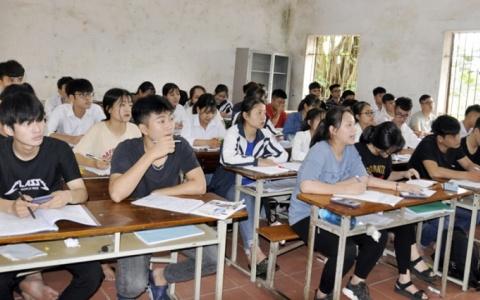 Một số lưu ý đối với thí sinh dự thi THPT quốc gia
