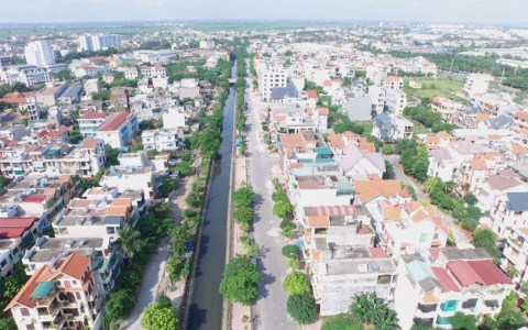 Thành phố Thái Bình thành lập 4 phường mới