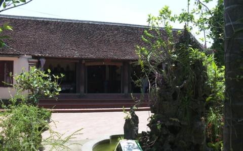 Nét đẹp nhà cổ xã Bách Thuận, huyện Vũ Thư