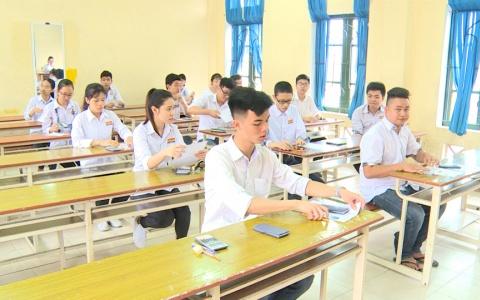 Thái Bình: 97,83% học sinh đỗ tốt nghiệp Trung học phổ thông