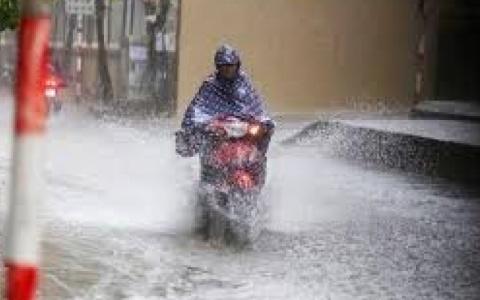 Bắc Bộ có mưa lớn, đợt mưa có khả năng kéo dài đến 25/7