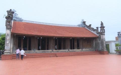 Chuyện đình làng Thượng Phúc