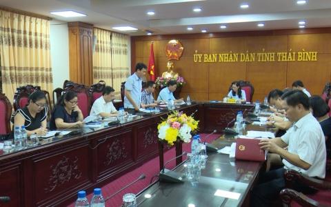 Hơn 1200 tỷ đồng cho dự án khu khám và điều trị chất lượng cao Bệnh viện đa khoa tỉnh Thái Bình