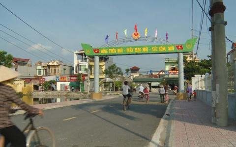 Bắc Sơn - từ miền quê văn hóa, cách mạng đến xã nông thôn mới