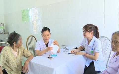 Hội chữ thập đỏ huyện Đông Hưng với công tác chăm sóc sức khỏe cộng đồng