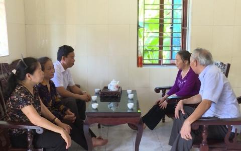 Công tác hòa giải ở Thái Bình