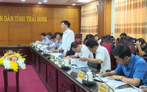 Dự án xây dựng nhà máy xử lý rác thải tại Thái Bình