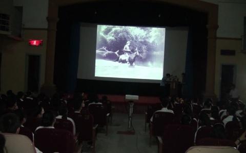 Khai mạc đợt phim kỷ niệm Cách mạng Tháng Tám và Quốc khánh 2/9