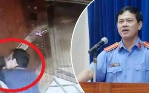"""Xét xử lần 2 vụ Nguyễn Hữu Linh """"dâm ô bé gái trong thang máy"""""""