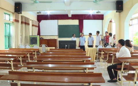 Giám sát công tác thu hút đầu tư lĩnh vực giáo dục và đào tạo