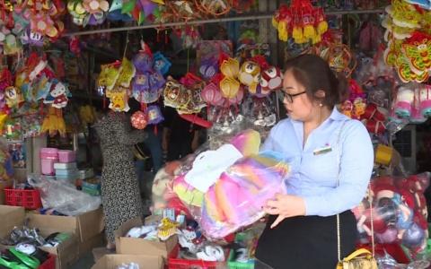 Đồ chơi Trung thu Việt chiếm ưu thế