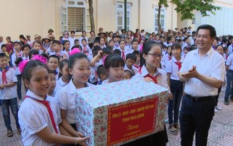 Thái Bình: Dành cho các cháu Tết trung thu đẹp nhất