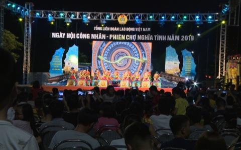 """Chương trình """"Ngày hội công nhân – Phiên chợ nghĩa tình năm 2019"""""""