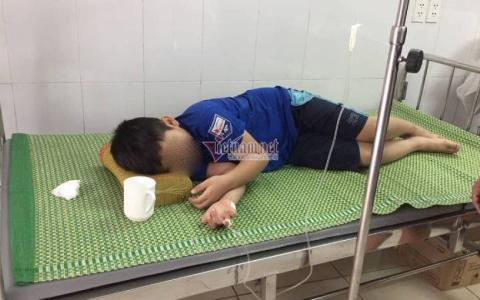 4 cháu nhỏ Hải Phòng nghi bị sốc ma túy do uống chung chai sữa