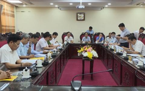 Công bố kết luận của Thanh tra Chính phủ tại Thái Bình