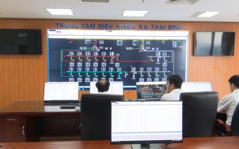 Điện lực tỉnh xây dựng Trung tâm điều khiển từ xa không người trực