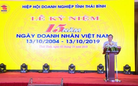 Kỷ niệm 15 năm Ngày doanh nhân Việt Nam 13-10
