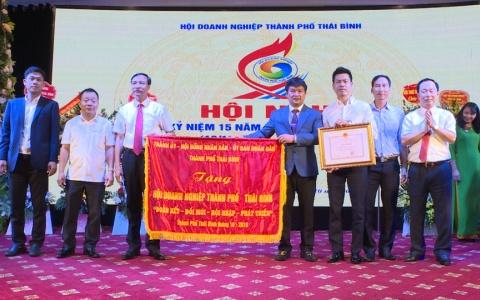Hội Doanh nghiệp thành phố Thái Bình: Đoàn kết, đổi mới, hội nhập, phát triển
