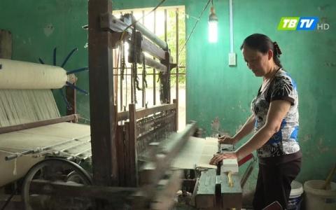 UBND tỉnh Thái Bình họp đánh giá môi trường làng nghề Phương La