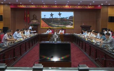 Kết quả kiểm tra việc lãnh đạo chỉ đạo quán triệt thực hiện Nghị quyết 26 gắn với kết quả thực hiện Nghị quyết 18 của BCHTW Đảng