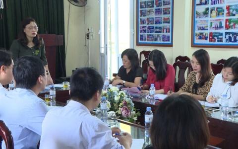 Kiểm tra thực hiện Quyết định 2814 của UBND tỉnh
