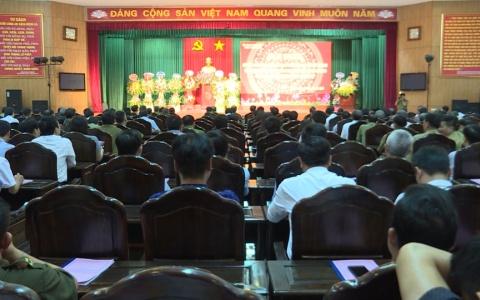 Thái Bình có gần 2000 mô hình tự quản về an ninh trật tự