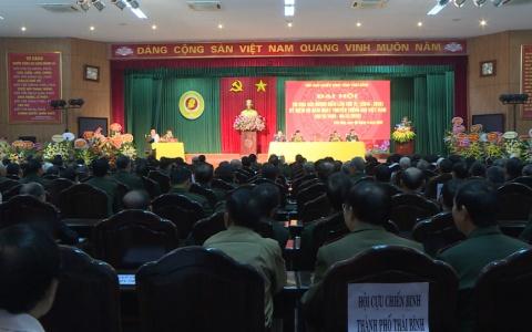 Đại hội thi đua Cựu chiến binh gương mẫu lần thứ VI