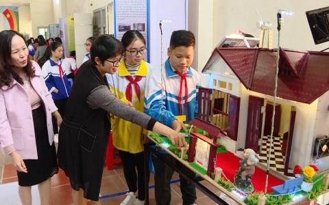 Cuộc thi khoa học kỹ thuật cấp thành phố dành cho học sinh THCS