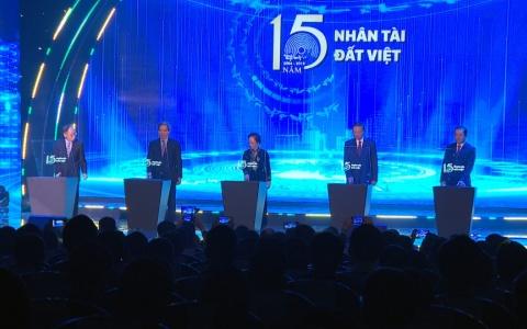 """Thái Bình có 1 tác giả được nhận giải """" Nhân tài đất Việt năm 2019"""""""