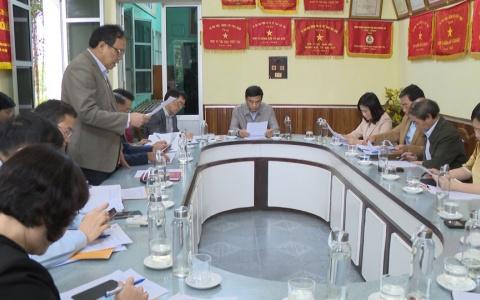 Tiến độ thực hiện dự án Thư viện khoa học tổng hợp tỉnh Thái Bình