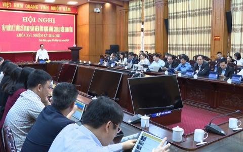 Tập huấn kỹ năng sử dụng phần mềm ứng dụng dành cho đại biểu HĐND tỉnh