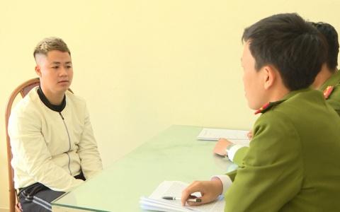 Bắt giữ 1 đối tượng trộm cắp liên tỉnh trên địa bàn huyện Thái Thụy