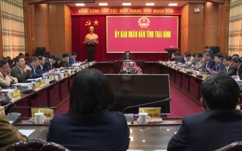 Kết quả thẩm tra hồ sơ đề nghị xét công nhận 2 huyện Vũ Thư và Đông Hưng đạt chuẩn nông thôn mới
