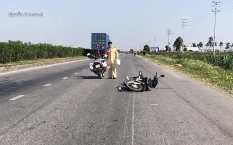 Tai nạn giao thông trên tuyến tránh quốc lộ 10