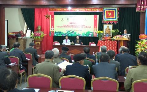 Phát huy truyền thống họ Trần Việt Nam, tham gia phát triển kinh tế, xã hội