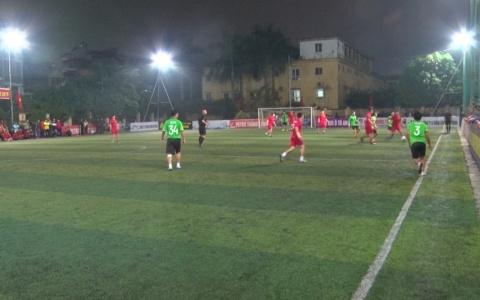Trao giải bóng đá Các câu lạc bộ trung niên năm 2019