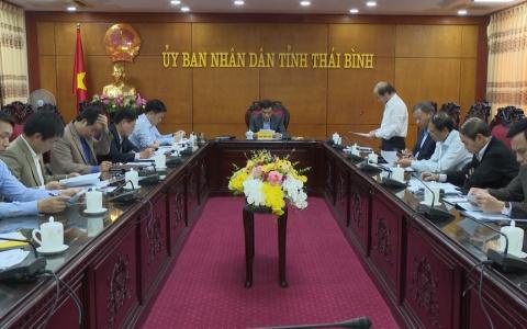 Lựa chọn nhà đầu tư các dự án hạ tầng trong khu kinh tế Thái Bình