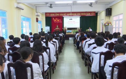 Khai mạc kỳ thi chọn học sinh giỏi quốc gia THPT