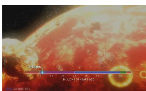 Bằng chứng mới về cuộc đại tuyệt chủng đầu tiên