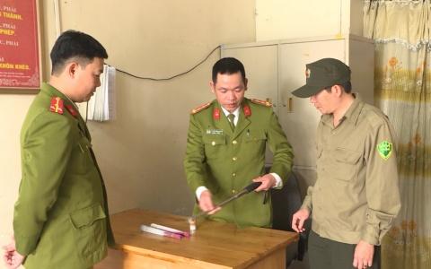 Chưa đầy 1 tháng ra quân công an huyện Vũ Thư xử lý 21 vụ án