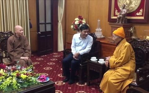 Giáo hội Phật giáo đồng hành cùng sự phát triển của tỉnh Thái Bình