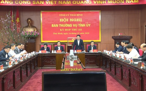 Kiện toàn bổ sung ủy viên Ban chấp hành Đảng bộ tỉnh, Ủy viên Ban Thường vụ Tỉnh ủy nhiệm kỳ 2015-2020