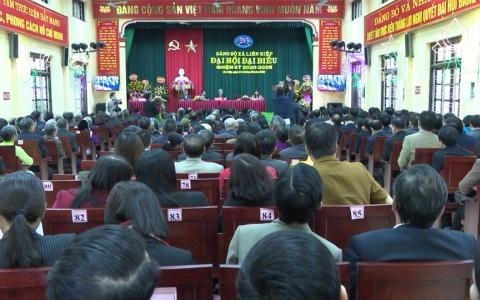 Đại hội Đảng bộ xã Liên Hiệp huyện Hưng Hà nhiệm kỳ 2020-2025