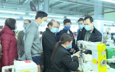 Dịch bệnh do virus Covid-19: Tiền Hải tăng cường phòng chống