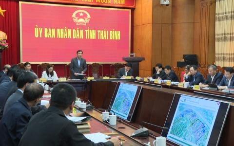 Xây dựng khu công nghiệp đô thị dịch vụ Hải Long trong khu kinh tế Thái Bình