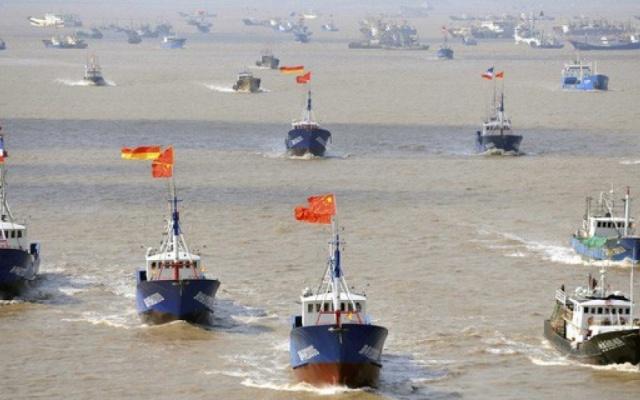 """Philippines """"tố"""" quân đội Trung Quốc ngụy trang thành ngư dân tại Trường Sa"""