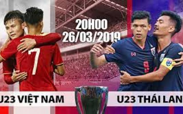 """Toàn cảnh chiến thắng """"tâm phục"""" của U23 Việt Nam trước U23 Thái Lan"""